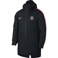 Manteau PSG noir rose 2018/19