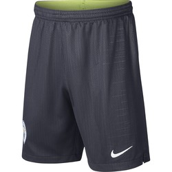 Short junior Manchester City extérieur 2018/19