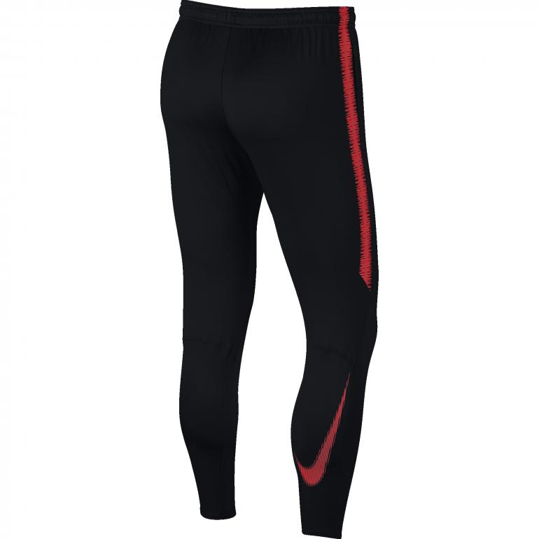 cead191d3657e Pantalon survêtement Nike noir rouge 2018/19 sur Foot.fr
