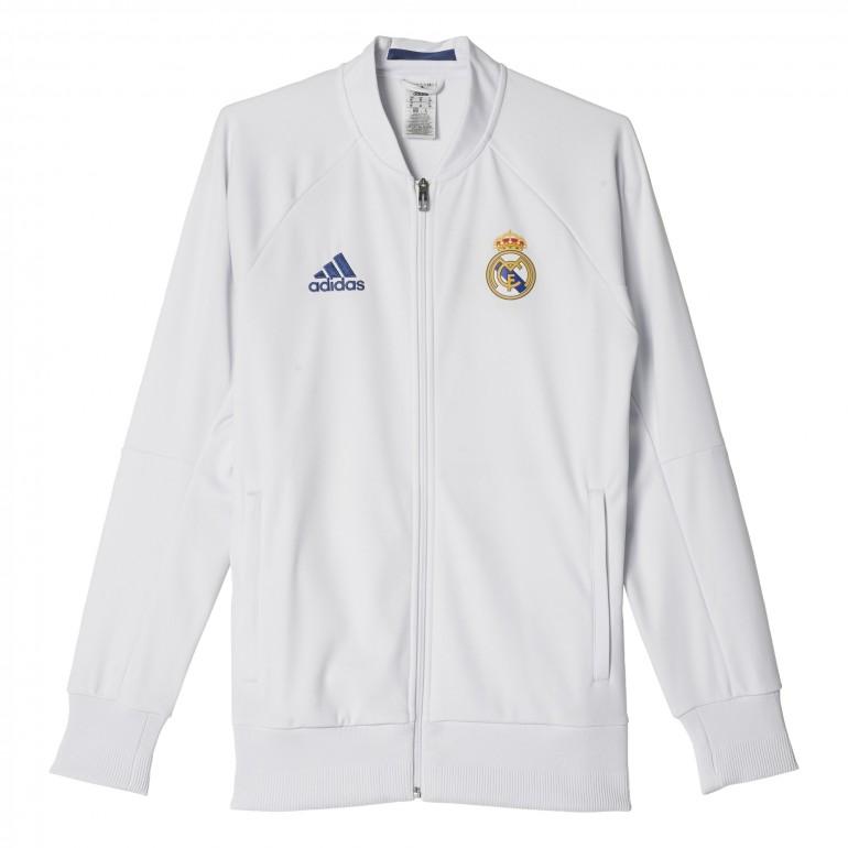 Veste domicile Real Madrid anthem 2016 - 2017