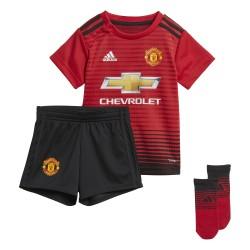 Tenue bébé Manchester United domicile 2018/19