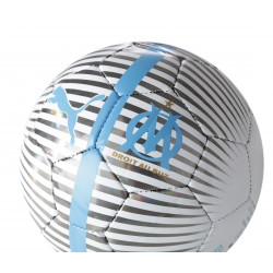 Ballon OM Chrome bleu 2018/19