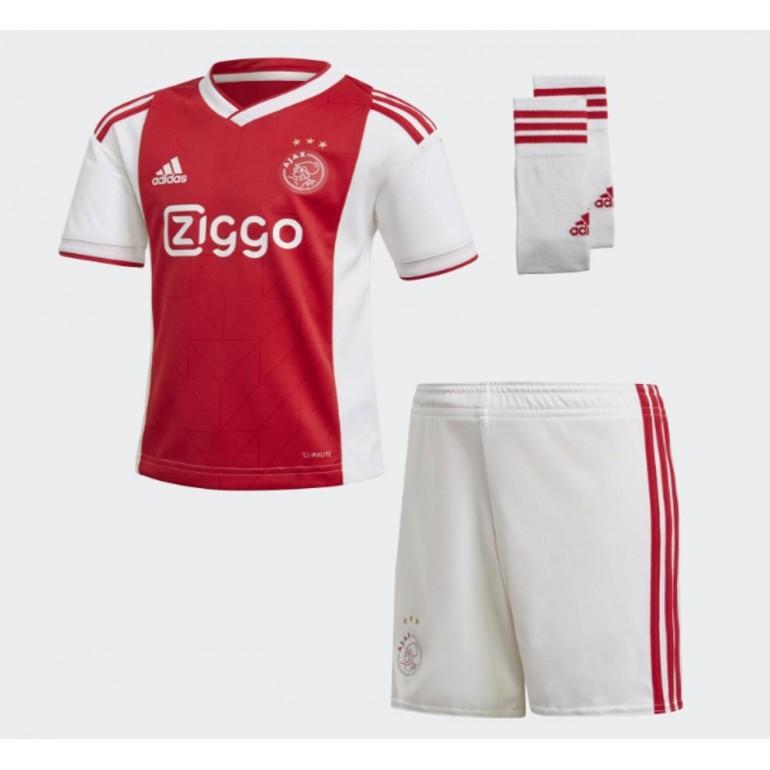 Tenue enfant Ajax Amsterdam domicile 2018/19