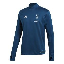 Sweat entraînement Juventus bleu 2017/18