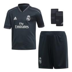 Tenue enfant Real Madrid extérieur 2018/19