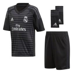 Tenue enfant gardien Real Madrid domicile 2018/19