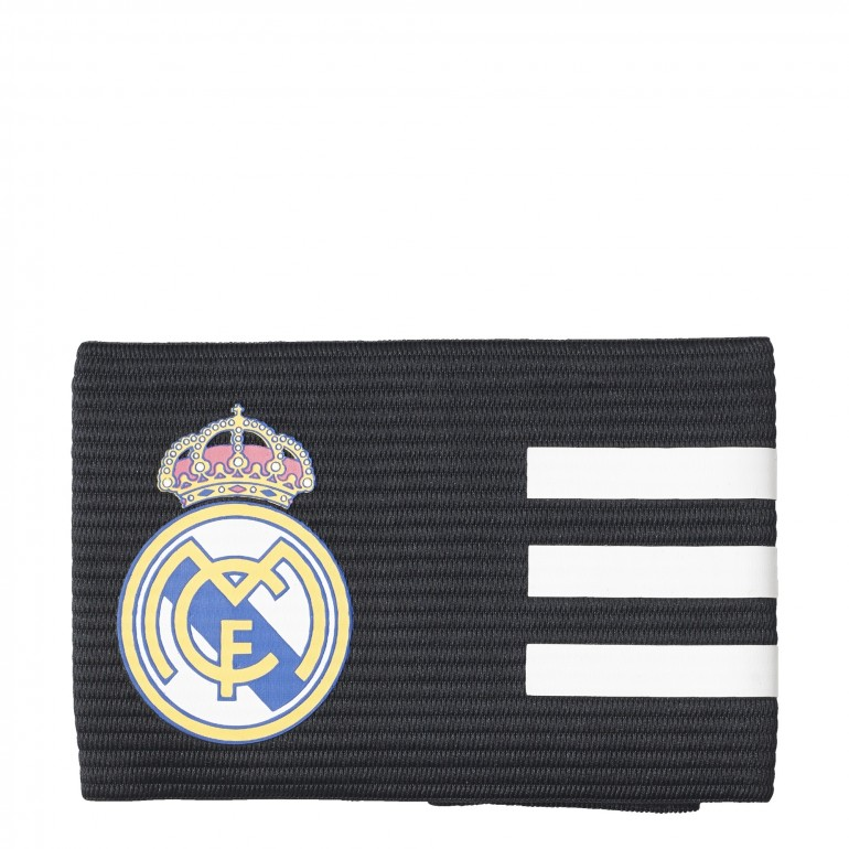 Brassard de Capitaine Real Madrid noir