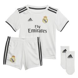 Tenue bébé Real Madrid domicile 2018/19