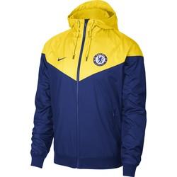 Coupe vent Chelsea bleu jaune 2018/19