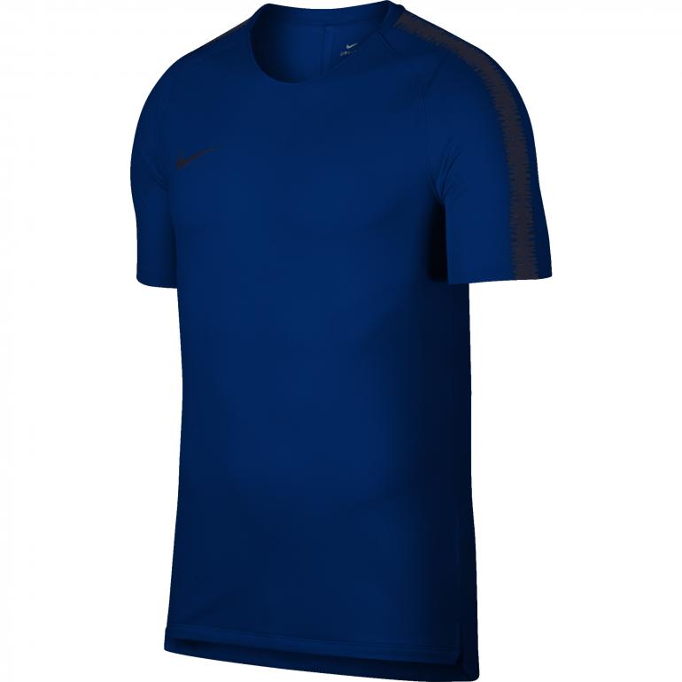 Maillot entrainement Nike bleu foncé 2018/19