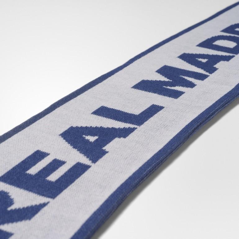 Écharpe domicile Real Madrid blanche 2016 - 2017