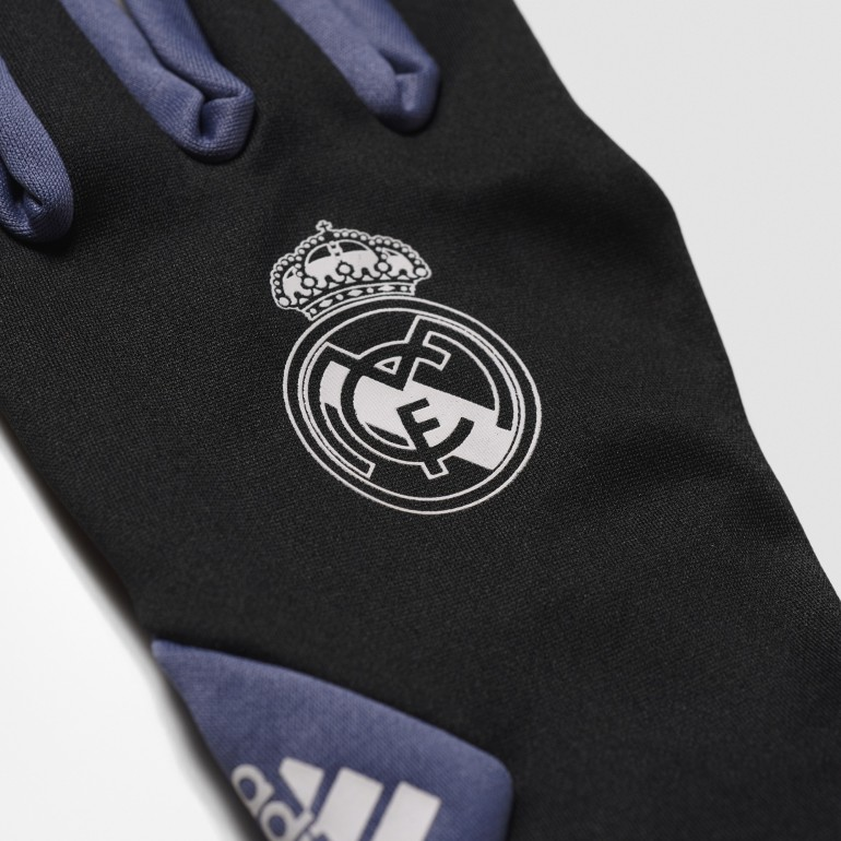 Gants joueurs Real Madrid 2016 - 2017