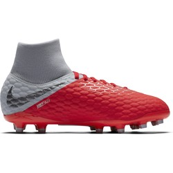 Kids' Nike Jr. Hypervenom Phantom 3 Academy Dynamic Fit (FG) Firm-Ground Football Boot