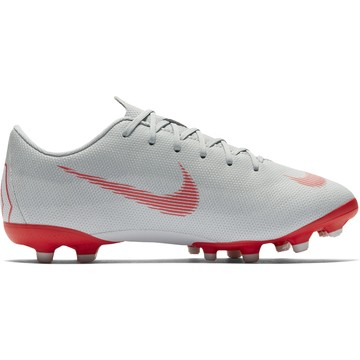 Grade-School Kids' Nike Jr. Vapor 12 Academy (MG) Multi-Ground Football Boot