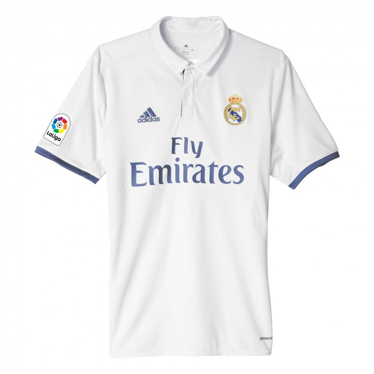 Maillot Real Madrid domicile 2016 - 2017