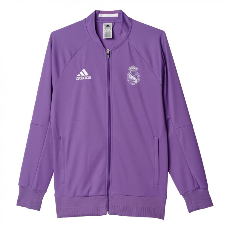 Veste Real Madrid anthem A 2016 - 2017