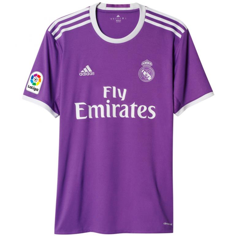Maillot extérieur Real Madrid junior 2016 - 2017