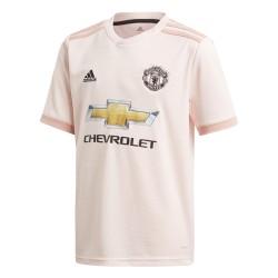 Maillot junior Manchester United extérieur 2018/19
