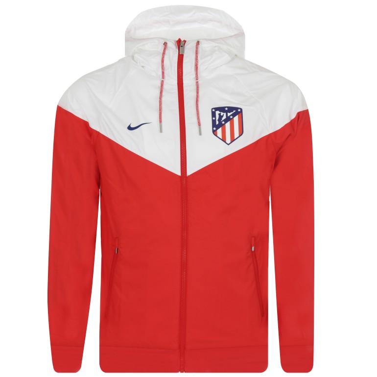 Coupe vent Atlético Madrid rouge 2018/19