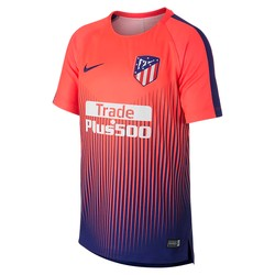 Maillot entraînement junior Atlético Madrid rouge 2018/19