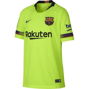 Maillot junior FC Barcelone extérieur 2018/19