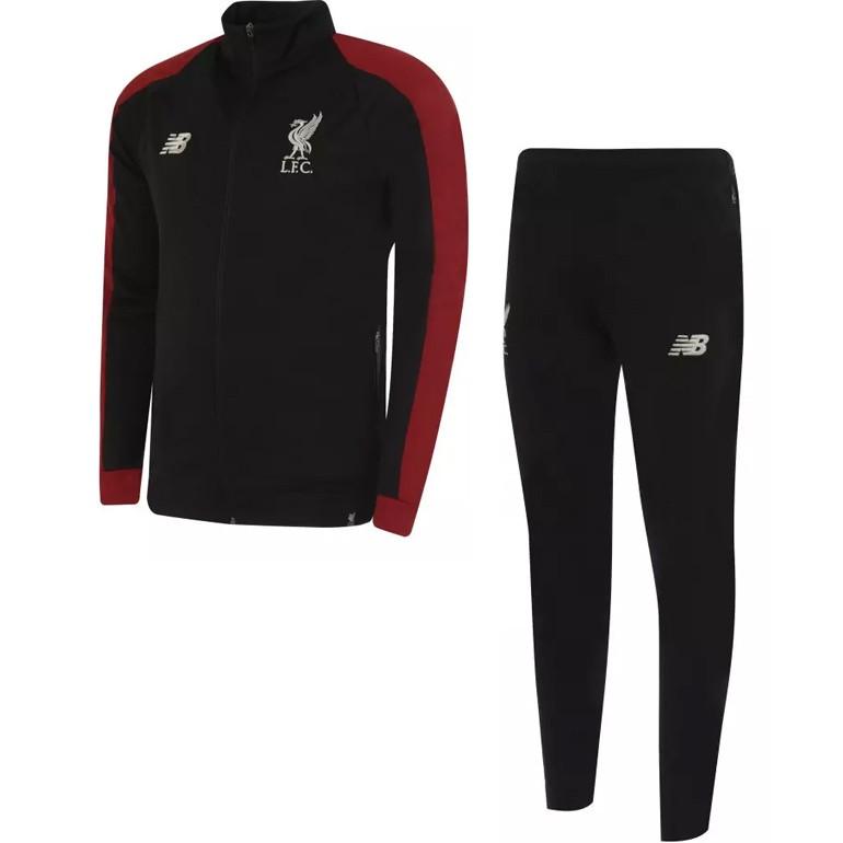 survetement Liverpool noir
