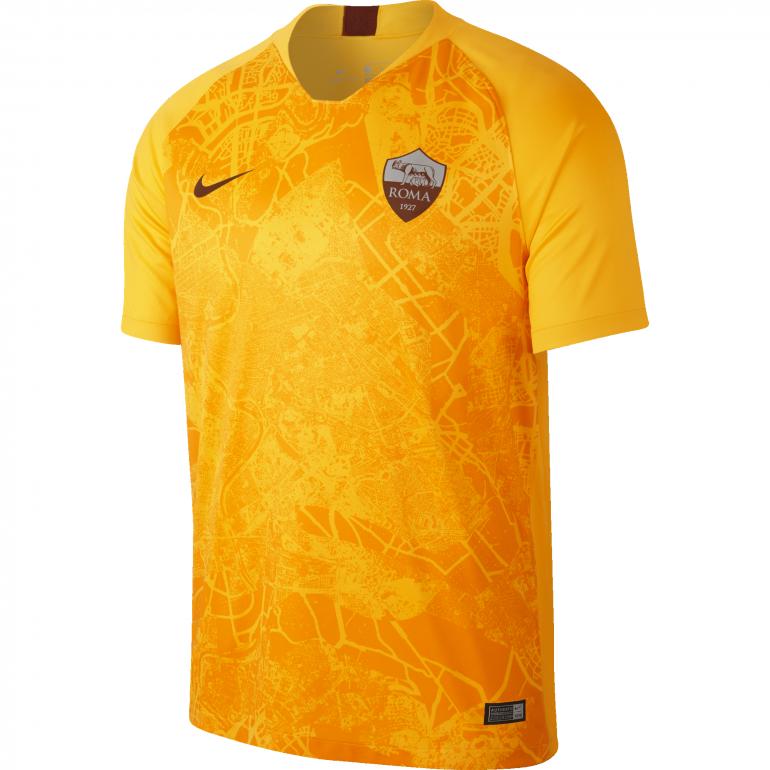 Maillot AS Roma third 2018/19