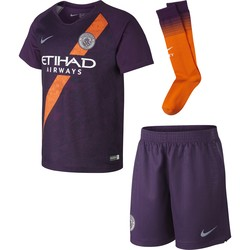 Tenue junior Manchester City third 2018/19