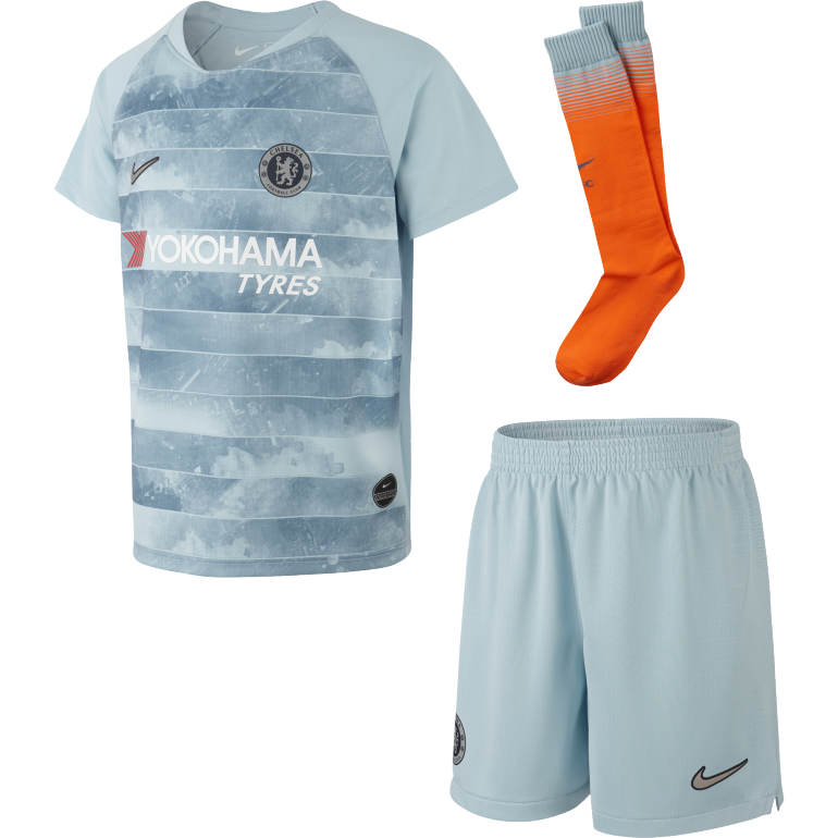Tenue junior Chelsea third 2018/19