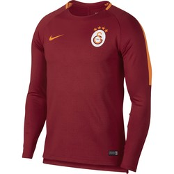 Maillot entraînement manches longues Galatasaray rouge 2018/19