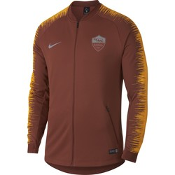 Veste survêtement AS Roma marron 2018/19