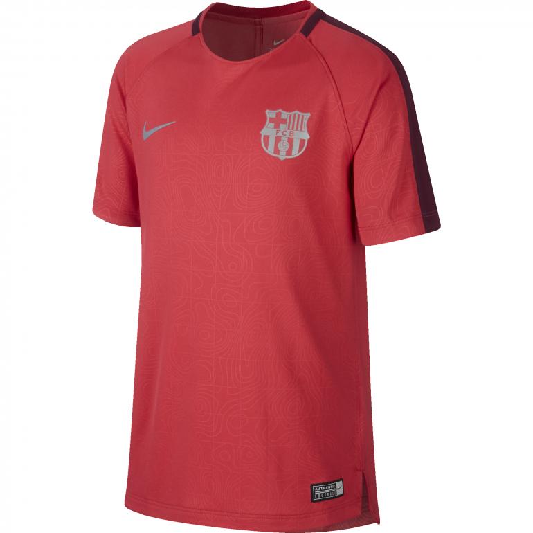 Maillot entraînement junior FC Barcelone third 2018/19