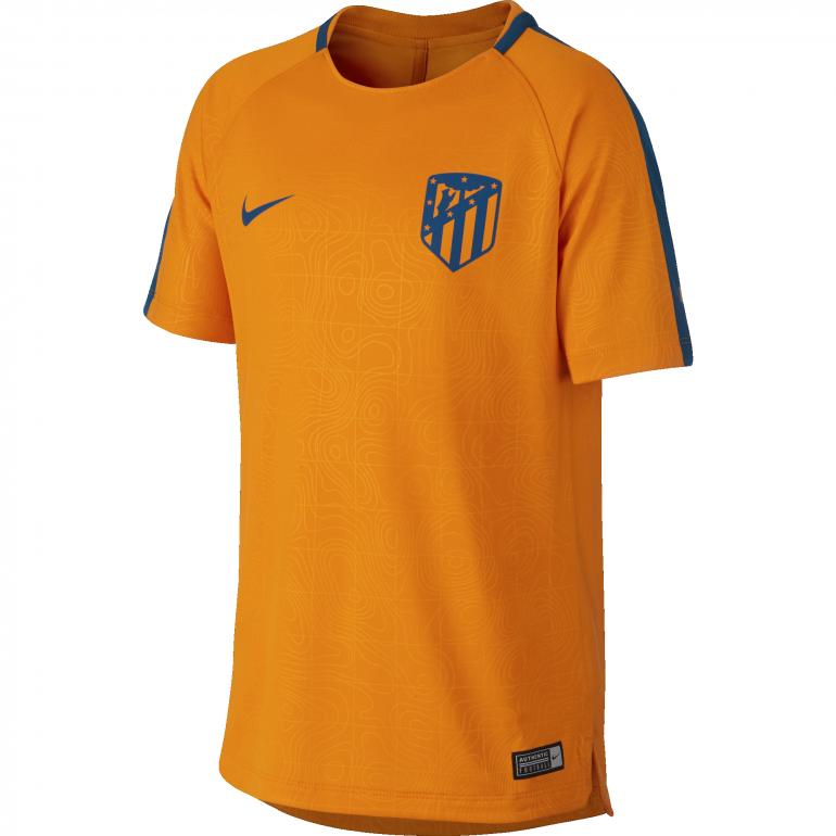 Maillot entraînement junior Atlético Madrid third 2018/19