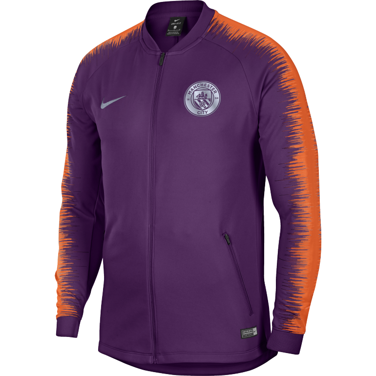 Veste survêtement Manchester City third 2018/19