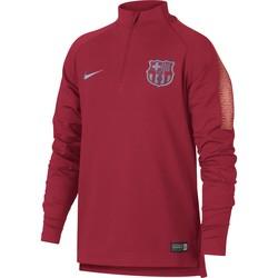 Sweat zippé junior FC Barcelone third 2018/19