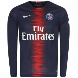 Maillot PSG manches longues domicile 2018/19