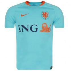 Maillot entraînement Pays Bas bleu 2016