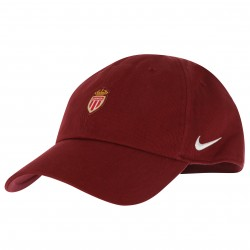 Casquette AS Monaco Heritage86 rouge 2018/19