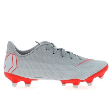 Mercurial junior VAPOR XII Academy FG/MG gris