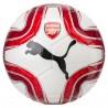 Ballon Arsenal AFC blanc rouge 2018/19