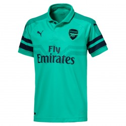 Maillot junior Arsenal third 2018/19
