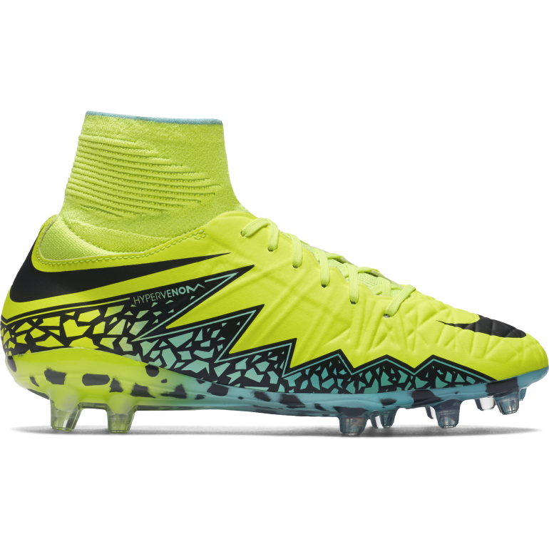 HyperVenom Phantom II FG junior jaune