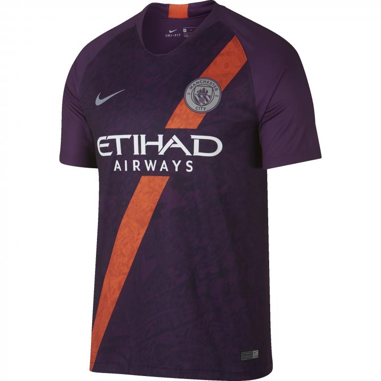 Maillot Manchester City third 2018/19