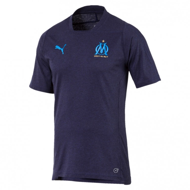 T-shirt OM bleu foncé 2018/19