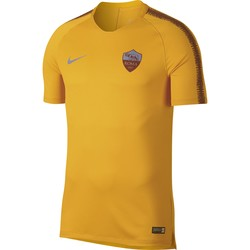 Maillot entrainement AS Roma jaune 2018/19