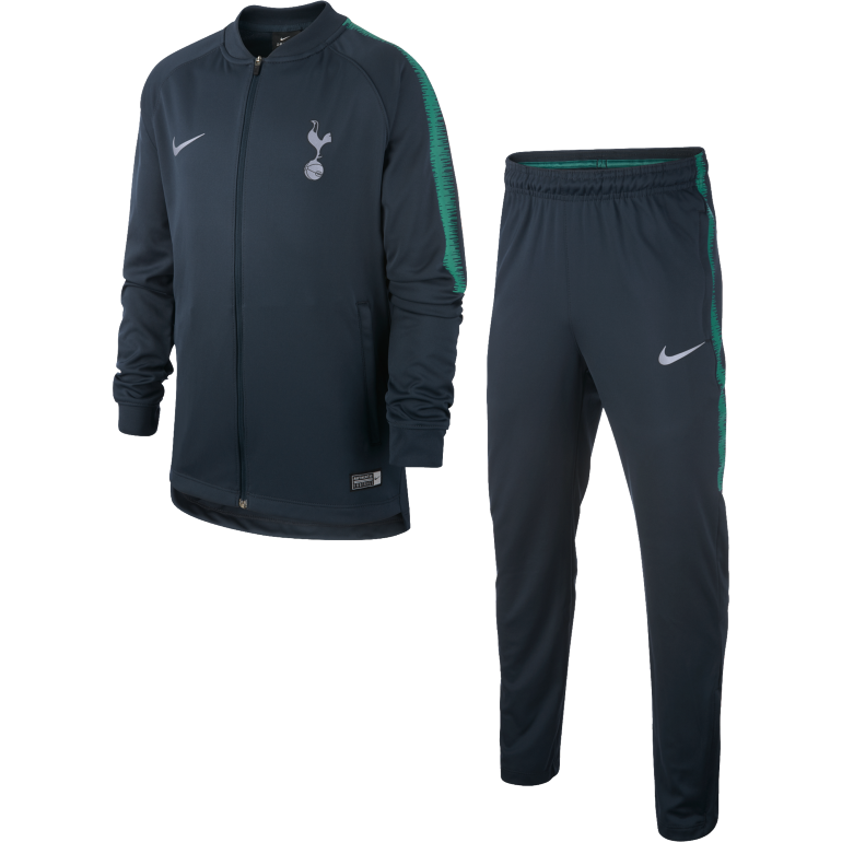 Ensemble survêtement junior Tottenham third 2018/19