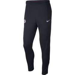 Pantalon survêtement Manchester City noir violet 2018/19