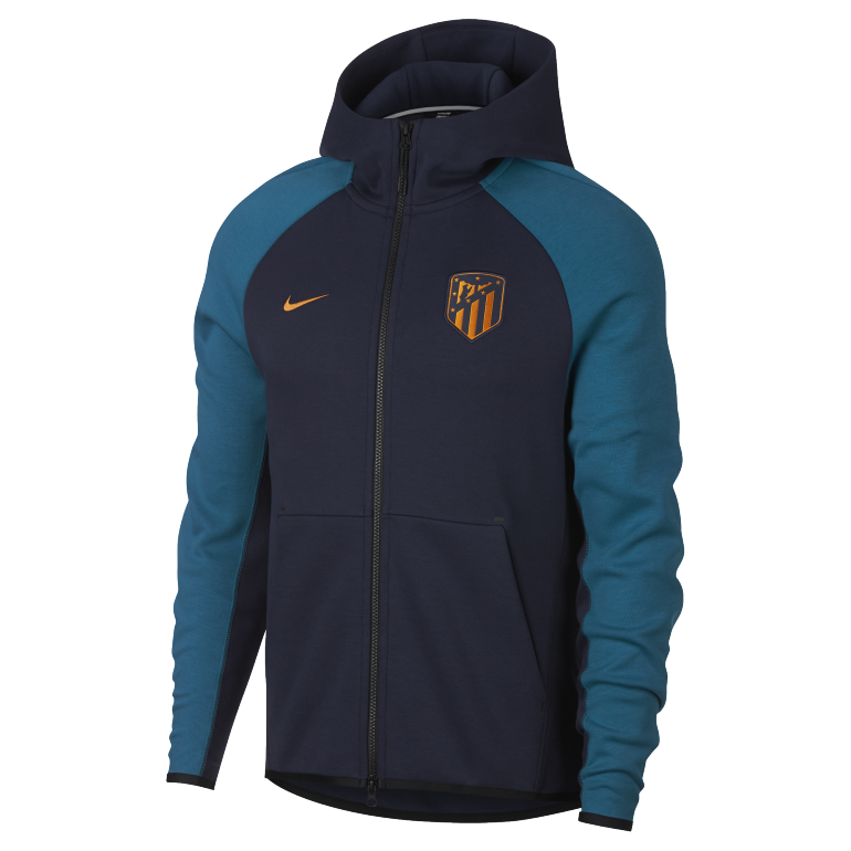 Veste survêtement Atlético Madrid Tech Fleece third 2018/19