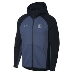 Veste survêtement Inter Milan Tech Fleece bleu 2018/19