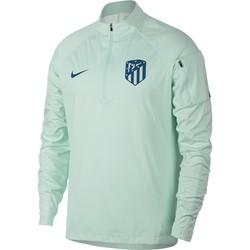 Sweat zippé Atlético Madrid Aeroshield bleu 2018/19